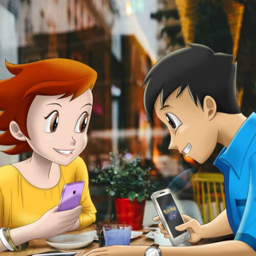 pokedate pokemon go