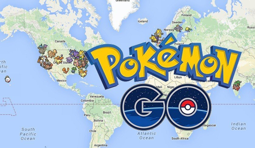 Best Maps Pokemon GO 1